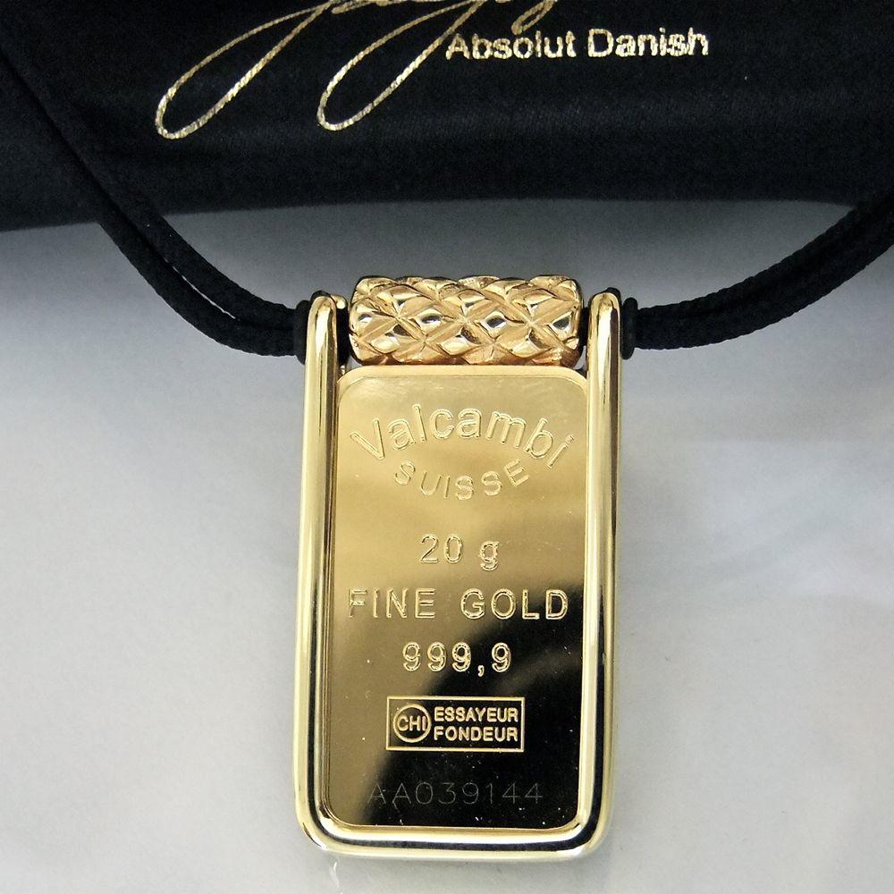 1a798fee65c Smykker til mænd i 24 karat, 14 karat og sølv-køb online